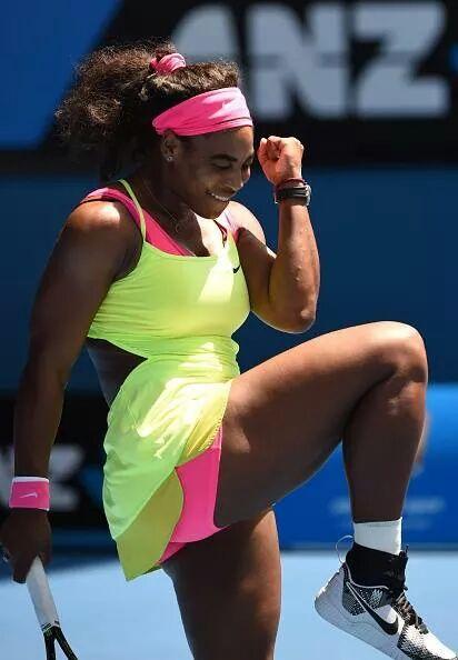 Serena Williams Paparazzi
