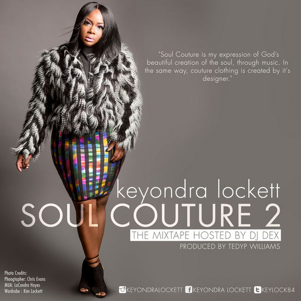 New music is here from Keyondra Lockett, of Zie'l!! | My