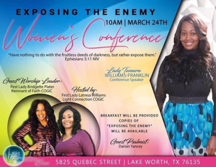 Be a part of this powerful women's conference!! | My Paparazzi Blog!!