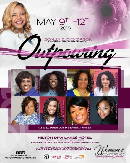 Dayspring Women_s Conference 2018 Email Ad March